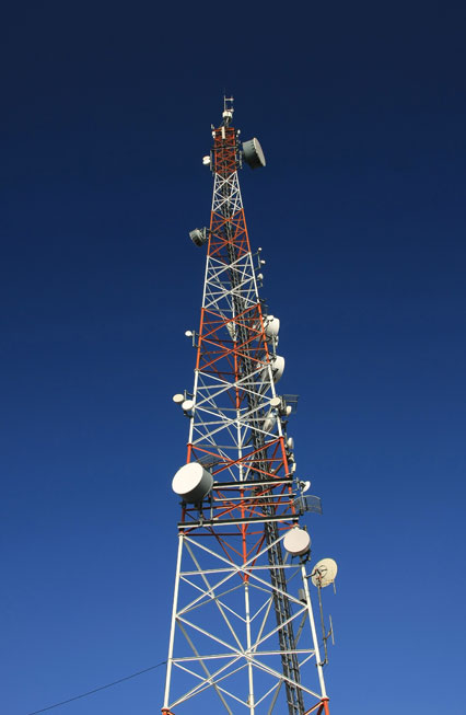 Emergency System Tower