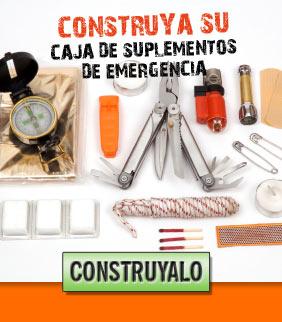 Kit de Suplementos de Emergencia